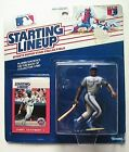 1988 ROOKIE STARTING LINEUP - SLU - MLB - DARRYL STRAWBERRY - NEW YORK METS