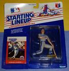 1988 HOWARD JOHNSON #20 New York Mets Rookie - low s/h - HOJO Starting Lineup