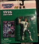 1996 Troy Aikman Dallas Cowboys Starting Lineup UCLA Football Hall Of Fame Nib