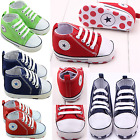Newborn to 3 18 Months Infant Toddler Baby Boy Girl Soft Sole Crib Shoes Sneaker