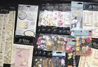 Lot of 26 Scrapbooking stickers La Petites Jolees Boutique Sandylion essentials