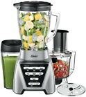 Oster Pro 1200 Blender 3-in-1 With Food Processor Attachment And XL Personal