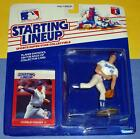 1988 CHARLIE HOUGH Texas Rangers Rookie - low s/h - sole Starting Lineup