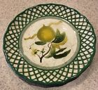 Certified International Raymond Waites Cornucopia Pear Salad Plate
