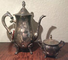 S Blackinton Co Coffee Set Art Nouveau Great Patina s6
