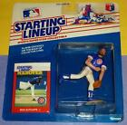 1988 RICK SUTCLIFFE Chicago Cubs Rookie #40 - low s/h - Starting Lineup