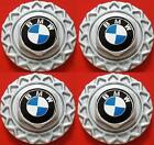 FOUR 4 1984 1991 BMW BBS 14 Wheel Center Hub Caps STYL5 E30 318i 325e 325i