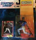 1994 Joe Carter Toronto Blue Jays Baseball Starting Lineup World Series New Rare