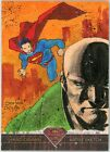 2013 Cryptozoic Superman: The Legend Jomar Bulda Sketch Card 1 1 *S430