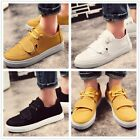 New Men s England Canvas Velcro casual shoes Athletic Sneakers sports shoes