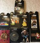 Disney Authentic 10 Pin Trading collector Pin Set  E 16