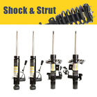 N MONROE 4 FRONT&REAR Shocks and Struts For 2009-2013 VOLVO S80