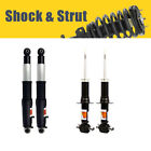 N MONROE 4X FRONT&REART Shocks and Struts For 2008-2014 CADILLAC ESCALADE ESV