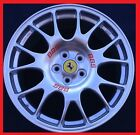 NEW OEM 18 FERRARI 360 MODENA CHALLENGE SERIES BBS RACING WHEELS RIMS