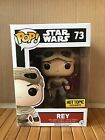 Funko Pop! Star Wars the Force Awakens - Rey (Goggles) #73 *Hot Topic Exclusive*