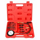 Diesel Direct Indirect Engine Compression Pressure Tester Gauge Tool Kit