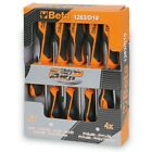 S#Beta Tools 10 Piece Slotted/Phillips Head Screwdriver Set 1263/D10 012630010