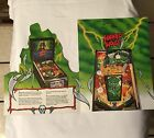FACTORY ORIGINAL GOTTLIEB 1982 HAUNTED HOUSE PINBALL FLYER MINT