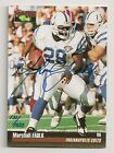 1995 PROLINE CLASSIC MARSHALL FAULK AUTO # 1030 RAMS COLTS HALL OF FAME