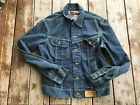 Vtg Lee riders union made Usa denim jeans US hip hop jacket coat medium large