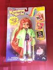 Rainbow Brite Color Glo Doll 1997 Amber RARE NEW NIB