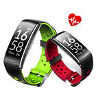 Waterproof Sports Bracelet Bluetooth Smart Wrist Watch For IOS Android iPhone LG