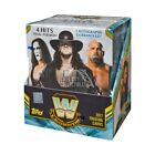 2017 Topps WWE Legends of the WWE Hobby Box
