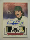 2015 Panini Diamond Kings Dennis Eckersley Oakland A's 3 Color Patch Auto 1 1