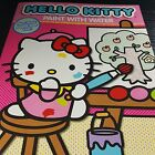 Sanrio Hello Kitty Paint With Water Activity Book Non Toxic Pages Tear Out