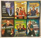 6 Bob Harper The Biggest Loser workout exercise fitness DVD lot calorie knockout
