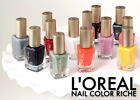 BUY 2 GET 1 FREE Add All 3 To CartLoreal Colour Riche Nail Polish YOU CHOOSE