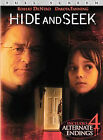 Hide and Seek Dvd DISC ONLY