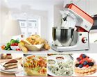 6.5L Professional Stand Mixer Home kitchen Appliances Mixing Bowl 6Speed 1200W%