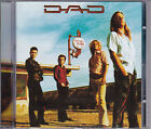 D-A-D EVERYTHING GLOWS CD FROM  DANISH ROCK BAND FROM 2002