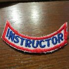 American Red Cross Patch Instructor