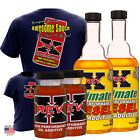 Rev X Stiction Fix + 2 Bottles Ultimate Diesel Additive Cetane Boost TEE PROMO