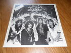 QUIET RIOT I WE ARE THE RAVERS LP RUDY SARZO KEVIN DUBROW RANDY RHOADS PRE OZZY
