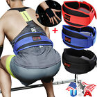 NEW Weight Lifting Belts Gym Fitness Back Support 5 Wide Training Belt Medium