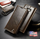 For Samsung Galaxy Note 8 Luxury Flip Leather Wallet Stand Phone Case Cover New