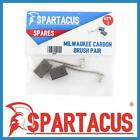 Spartacus SPB419 Carbon Brush Pair For Milwaukee AGV 20-180 240V Angle Grinders