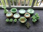 60 pieces of Fire King Restaurant Ware Jadite Dishes Plus More