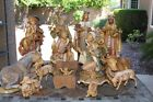 16 piece Fontanini Nativity Set 12 Scale Orig 1983 Heirloom Collection