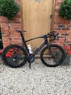 LOOK 795 carbon bike size Large ENVE wheels Dura ace Di2 STUNNING Bike