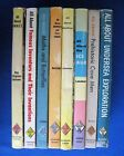 Vtg Childrens DJ ALL ABOUT BOOKS Lot of 8 from 1950s And 60s Random House