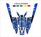 kawasaki 550 sx jet ski wrap graphics pwc stand up jetski decal sticker kit a5