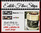 Edible Film reel strips for cakes sugar paper frosting images photos photographs