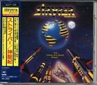 STRYPER Yellow and Black Attack JAPAN 1st Press CD 1987 32DP769 W/Obi MEGA RARE