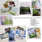 50ct Greeting Cards  Envelopes For Every Occasion Assortment Birthday Thank You