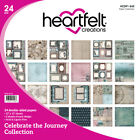 Heartfelt Creations Celebrate the Journey 12x12 Double Sided Cardstock Paper Pad