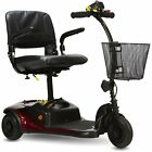 Dasher 3 Wheels Portable Scooter By Shoprider